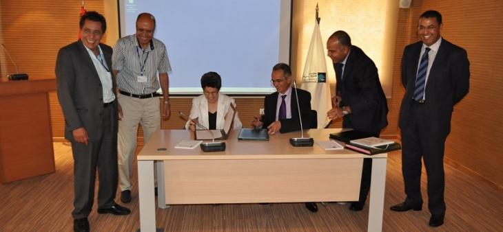 La HACA et l'ANRT concluent un accord sur les télécommunications mobiles convergentes